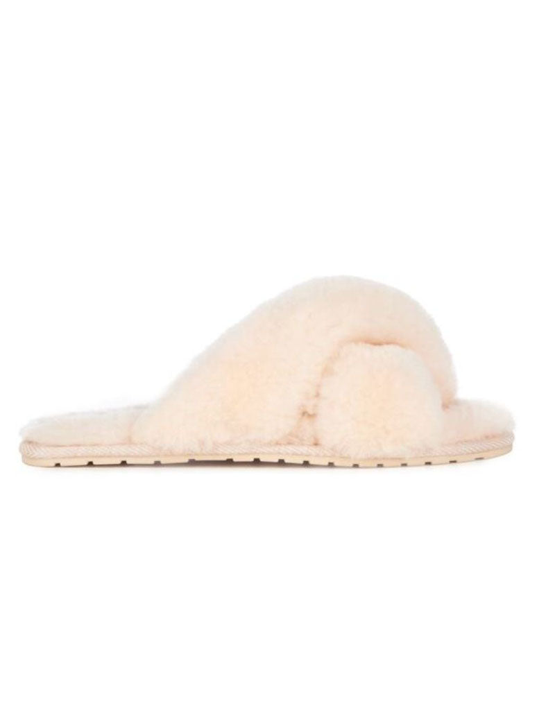 EMU Australia Mayberry Slide Slipper in Natural