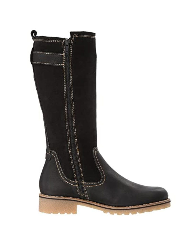 Eric Michael Marcella Tall Boot in Black