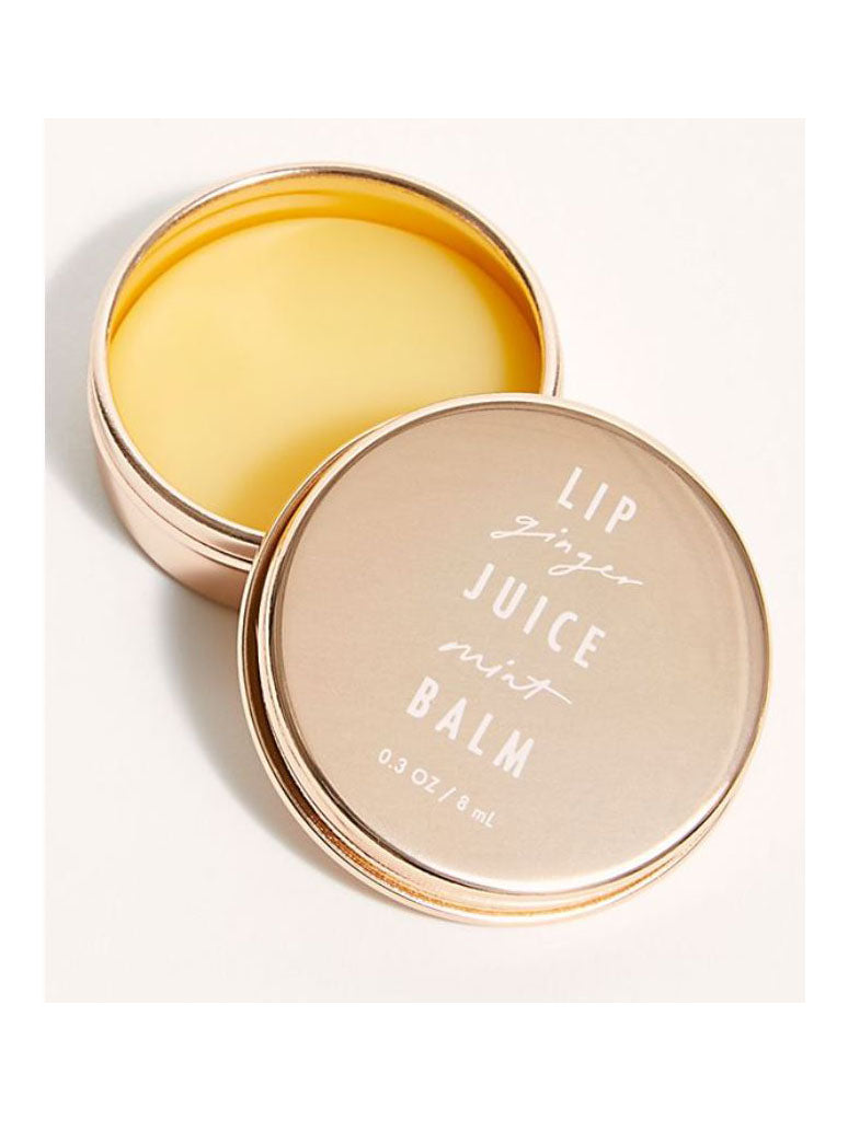Free People Lip Juice Balm in Ginger Mint