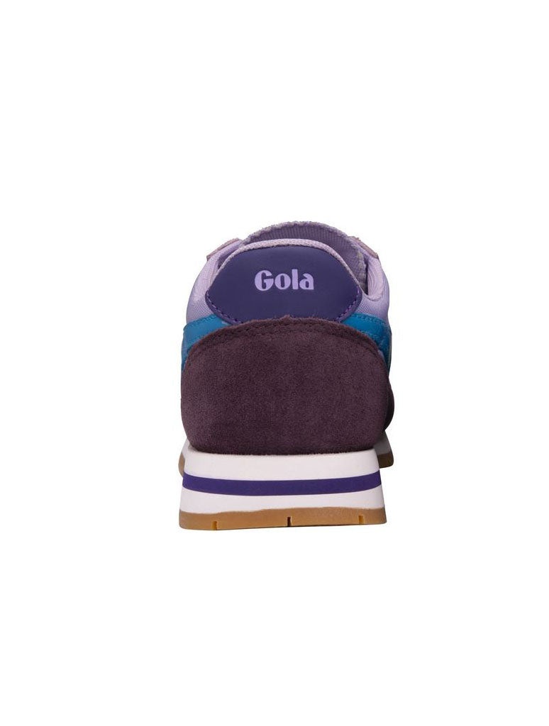 Gola Daytona Sneaker in Lily Grape