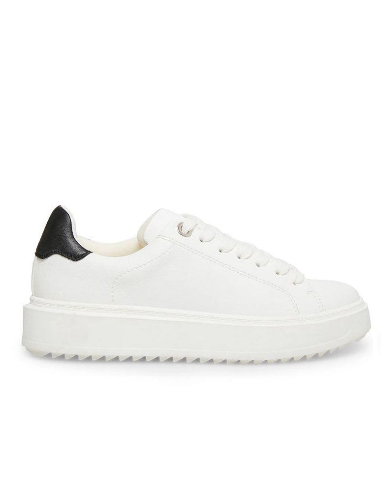 Steve Madden Catcher Sneaker in White