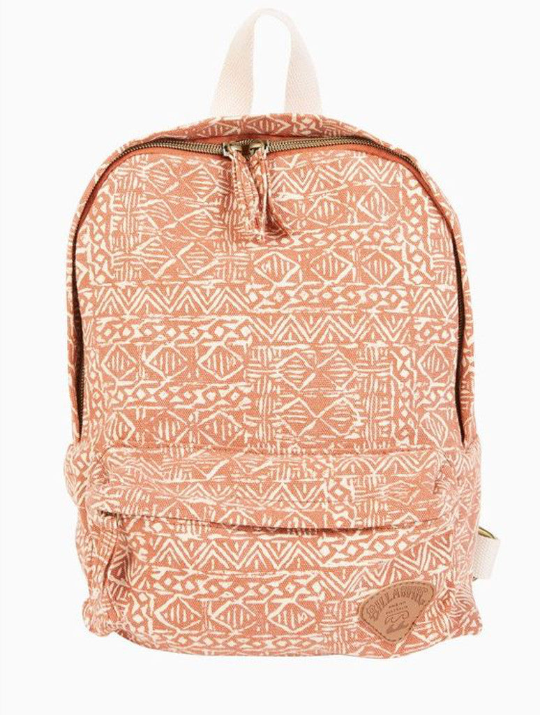 Billabong Mini Mama Mini Backpack in Henna