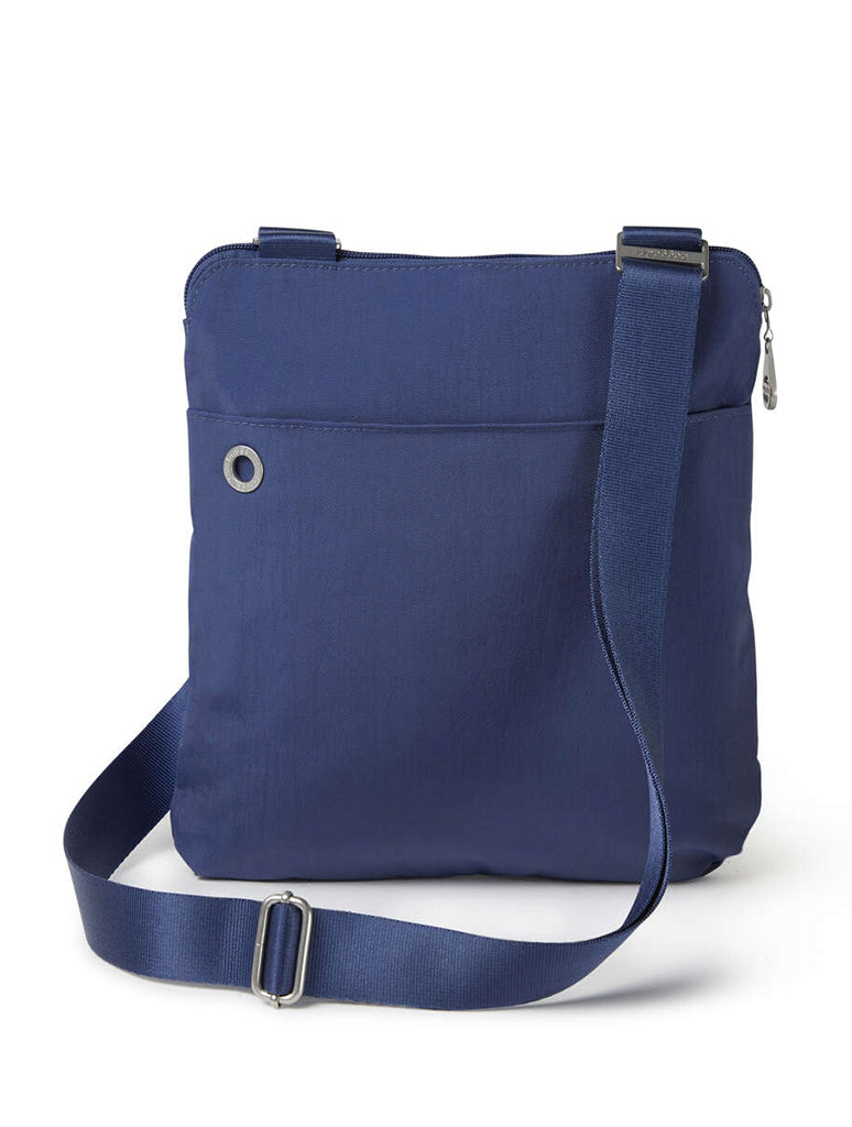 Baggallini Madras Crossbody Bag in Indigo Sky