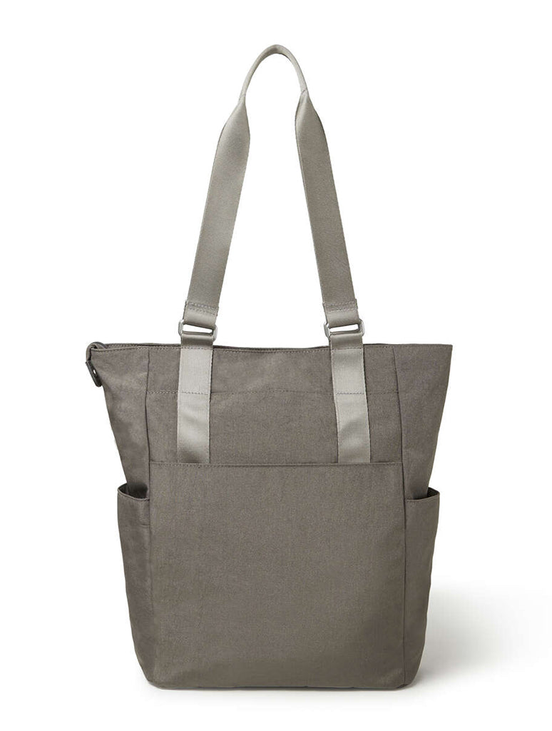 Baggallini Make Way Tote in Sterling Shimmer