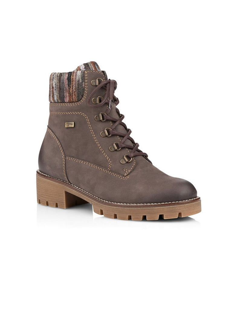Remonte Selina Hiking Boot in Smoke