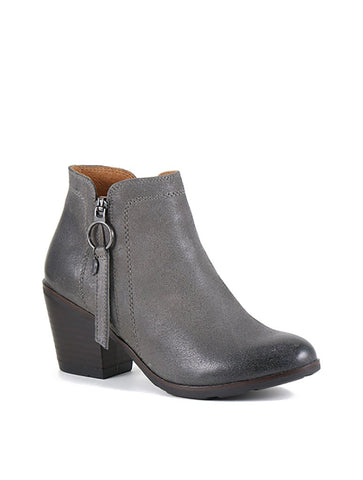 Rieker Mirjam heeled shoe in Taupe