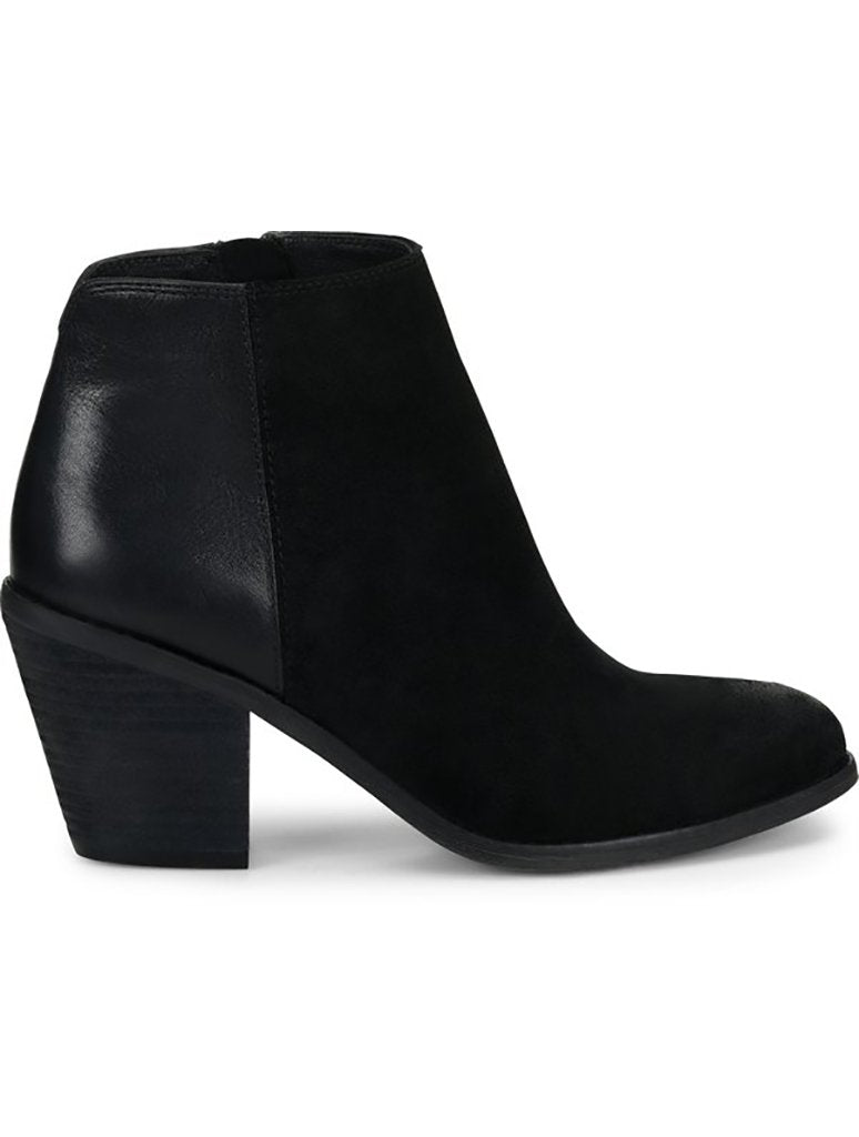 Sofft Tilton Heeled Bootie in Black