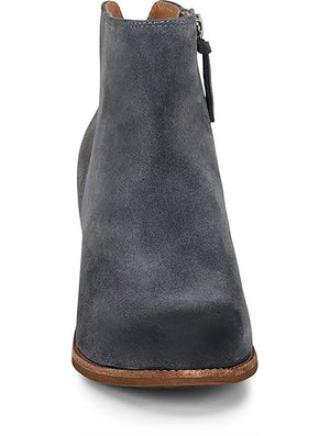 Sofft Tilton Heeled Bootie in Denim