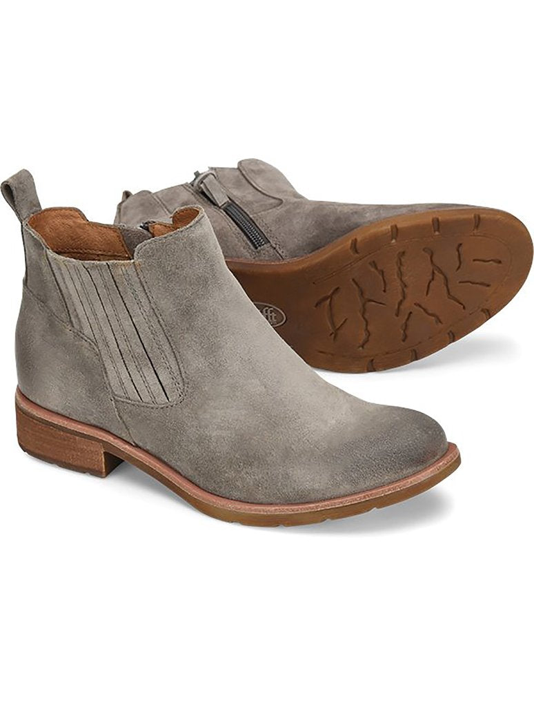 Sofft Bellis II Boot in Steel Grey