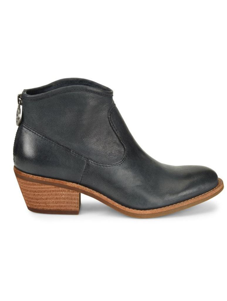 Sofft Aisley Western Bootie in Blue