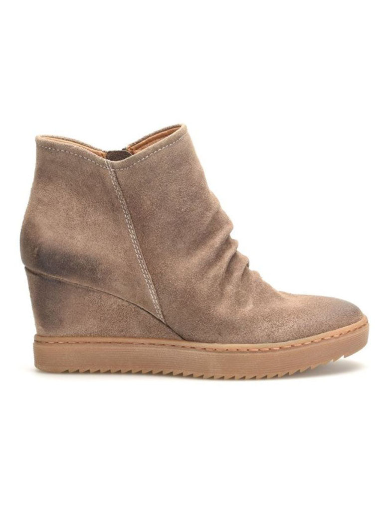 Sofft Siri Wedge Boot in Taupe