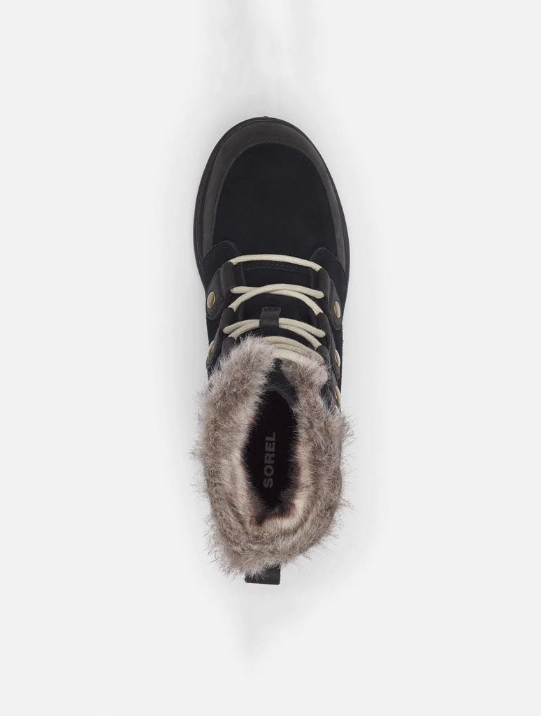 Sorel Explorer Joan Boot in Black