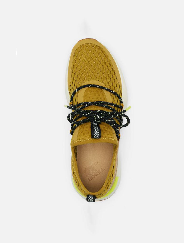 Sorel Kinetic Impact Lace Sneaker in Dioxide Gold