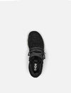 Sorel Kinetic Lace Sneaker in Black