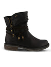 Spring Step Kathie Mid Boot in Black