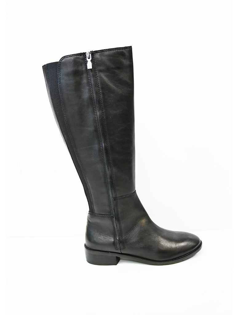 Salvia Nell Tall Boot in Black