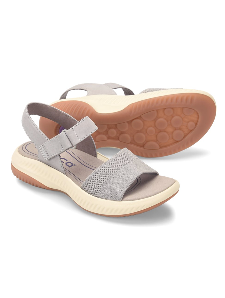 Bionica Avryl Sandal in Grey