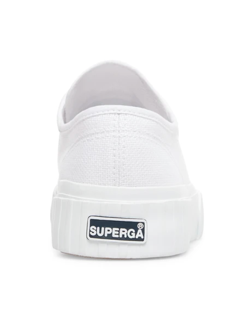 Superga 2630 Shell Toe Sneaker in White