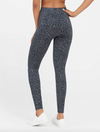 Spanx Seamless Leggings in Leopard