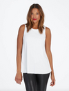 NikiBiki Thick Tank in White