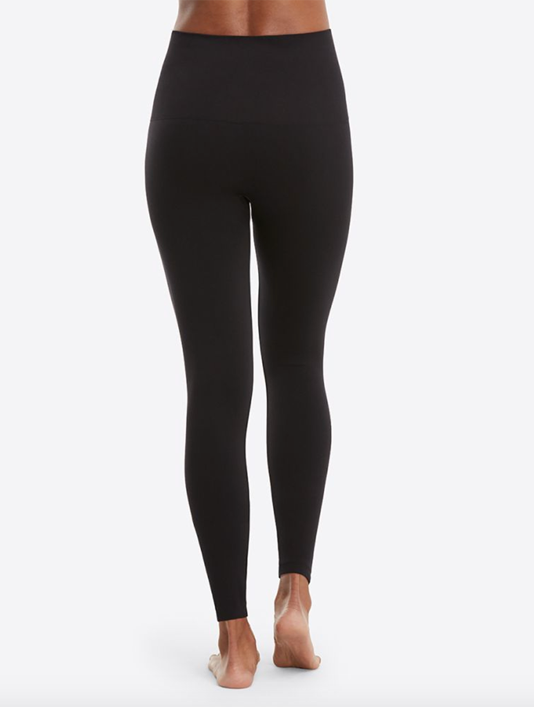 Spanx Seamless Leggings in Black