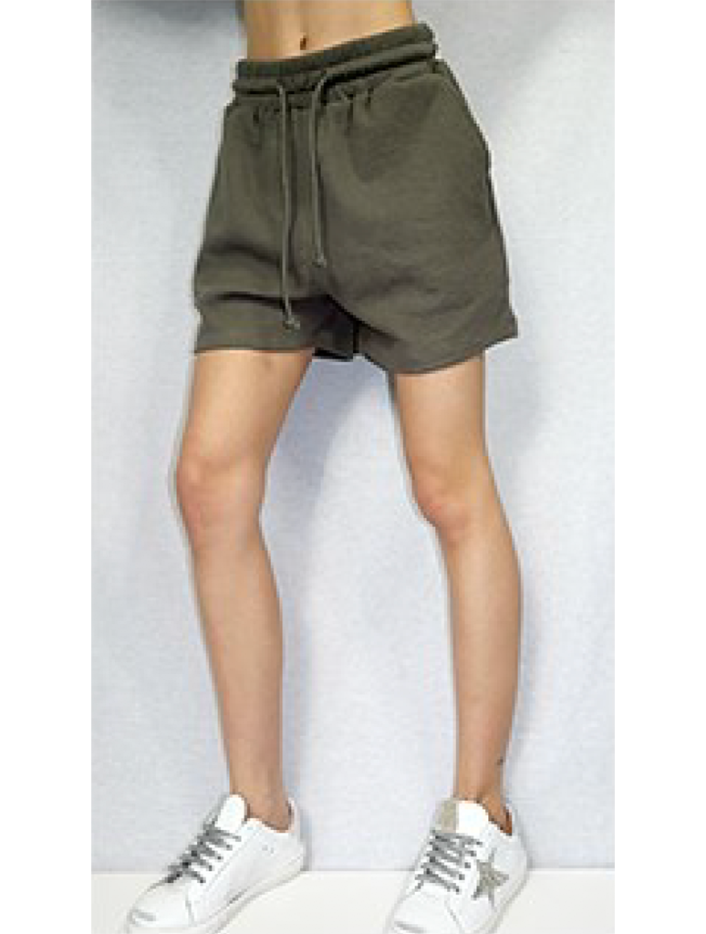 RD Style Lounge Short in Loden