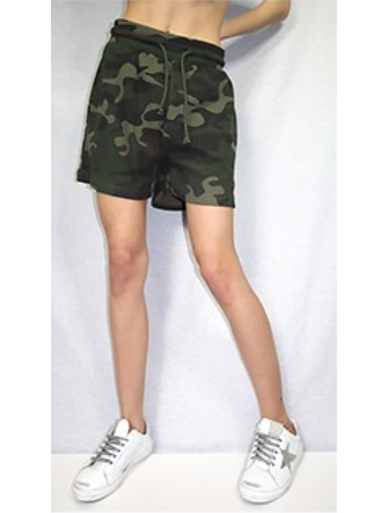 RD Style Lounge Short in Camo