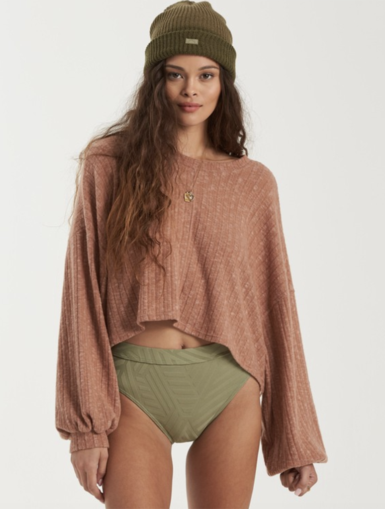 Billabong Miles Away Top in Nutmeg