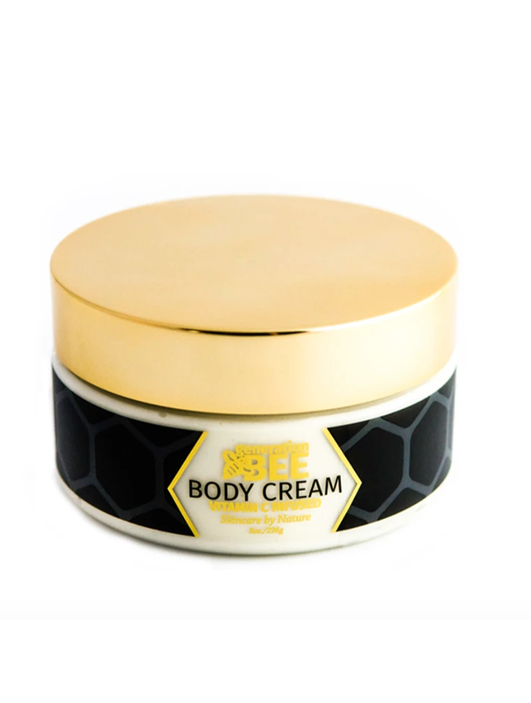 Generation Bee C Infused Body Cream 8 oz. - TRUNK SHOW PRE-ORDER