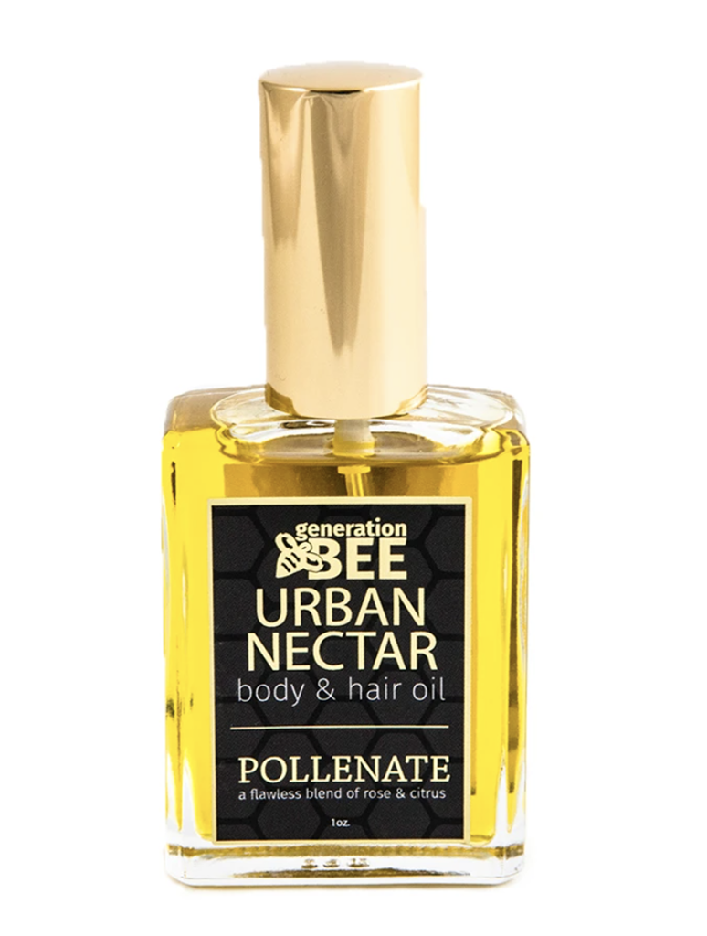 Generation Bee Pollenate Hair & Body Oil 1 oz. - TRUNK SHOW PRE-ORDER