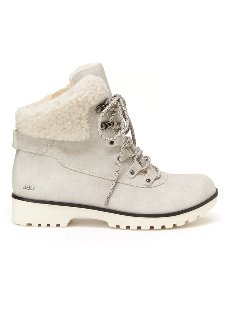 Jambu Redrock Ankle Boot in White Stone