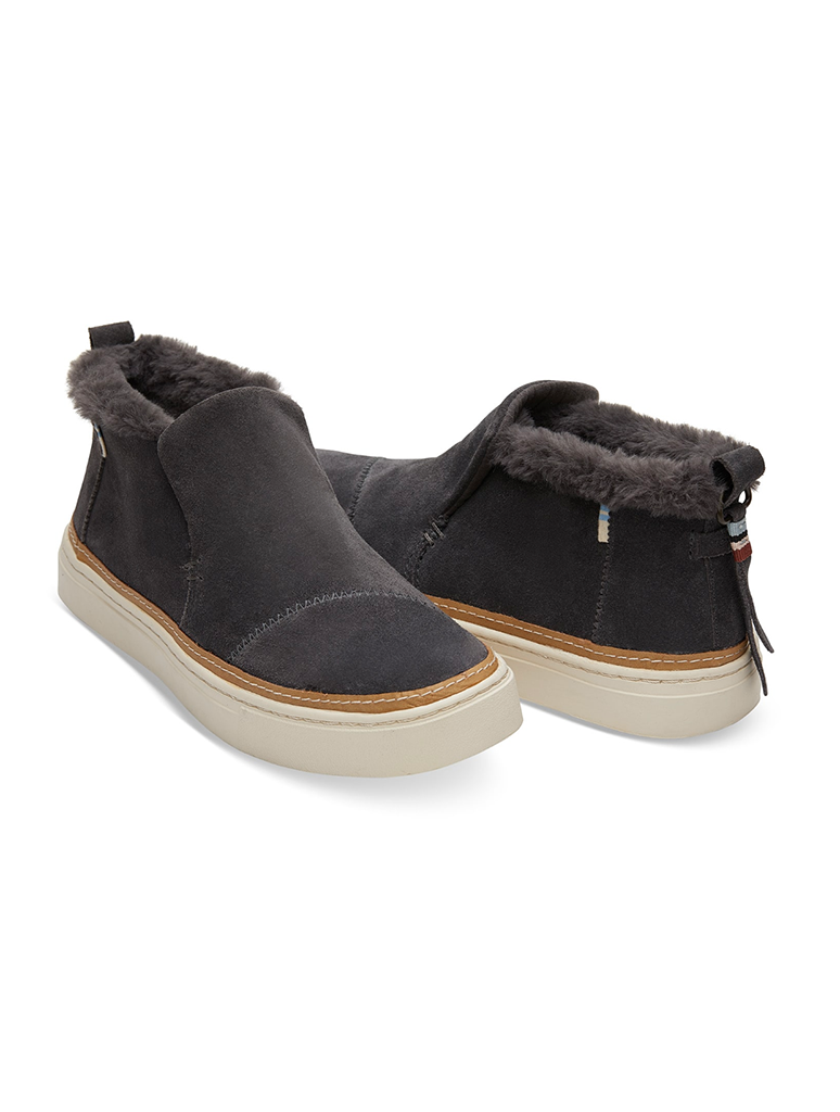 TOMS Paxton Sport Bootie in Dark Grey