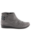 Bussola Cyra Stretch Boot in Charcoal