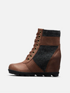 Sorel Lexie Wedge Boot in Tobacco