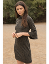 Free People Ribbed Brami in Black