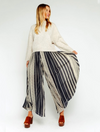 Billabong Work Waves Striped Pant in Black