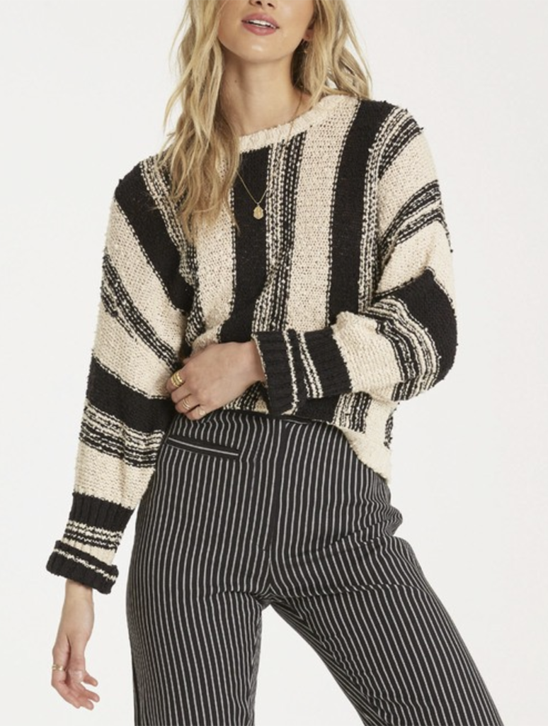 Billabong Easy Going Sweater in Heather