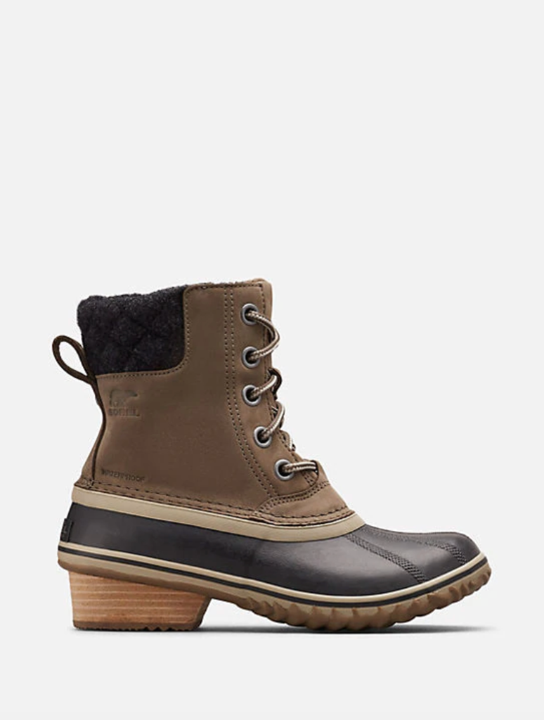 Sorel Slimpack II Lace Boot in Major