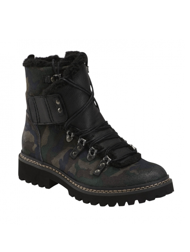 Earth Shoes Kodiak Glacier Boot in Dark Taupe Camo