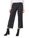 Liverpool Kelsey Stovepipe Knit Trouser Pant in Black/Grey
