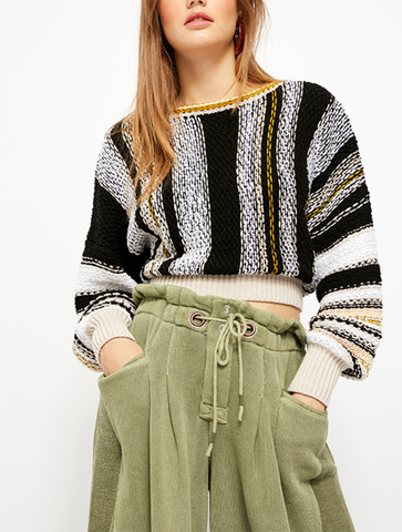 Billabong Warm Up Cardigan Sweater in Moss