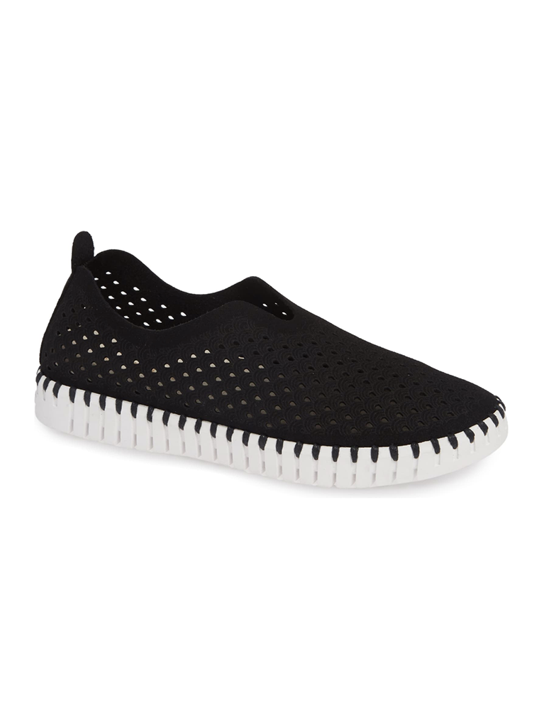Ilse Jacobsen 139 Slip On in Black