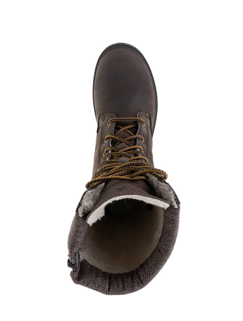 Kamik Rogue 9 Waterproof Boot in Dark Brown