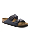 Birkenstock Arizona Sandal in Blue