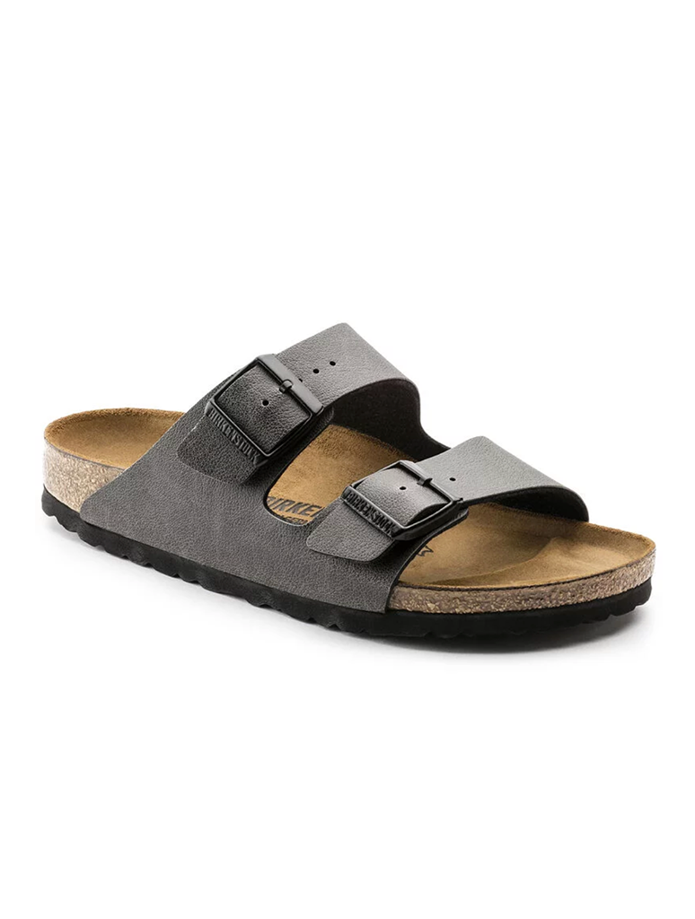 Birkenstock Arizona Sandal in Anthracite