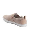 Earth Zen Groove Knit Sneaker in Blush