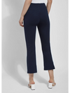 Lysse Harley Wide Leg Crop Legging in Navy