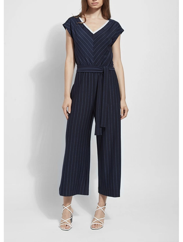 Lysse Anchor Jumpsuit Navy