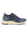 Bionica Ocean Elastic Sneaker in Navy/Light Blue