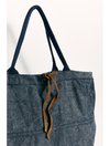 Free People Fremont Tote in Blue